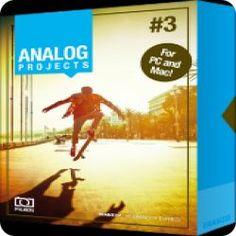 تحميل ANALOG projects 3  مجانا لتعديل الصور Win وMac