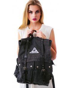 Dolls Kill Angel of Mine Backpack | Dolls Kill