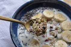 Raw Sprouted Muesli