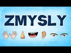 Zmysly | Detské pesničky - YouTube Karaoke, Texts, Activities For Kids, Diy And Crafts, Preschool, Education, Youtube, Montessori, Children Activities