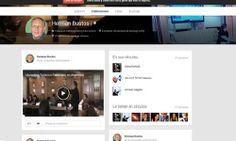 Desktop Screenshot, Posts, Google, Socialism, Social Networks, Messages
