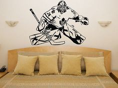 James reimer #toronto maple leafs ice #hockey wall art decal #sticker picture,  View more on the LINK: 	http://www.zeppy.io/product/gb/2/201609231090/