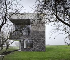 uk's royal institute of british architects house of the year - flint house in buckinghamshire