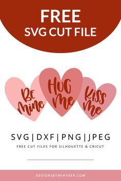 Free Svg Valentines Day