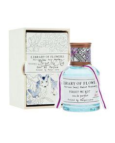 Library of Flowers Forget Me Not Eau De Parfum - Neiman Marcus