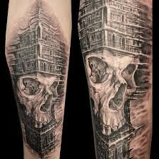 What does architecture tattoo mean? We have architecture tattoo ideas, designs, symbolism and we explain the meaning behind the tattoo. Architect Logo, Architect House, Roman Gladiators, Drawings Pinterest, Statue Tattoo, Roman Columns, Roman Architecture, House Drawing, Chest Piece