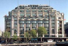 Un magasin Magnifique en bord de Seine qui a malheureusement fermé ses portes en 2005