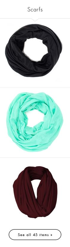 """""""Scarfs"""" by musicmelody1 on Polyvore featuring accessories, scarves, round scarves, light weight scarves, oversized scarves, infinity loop scarves, lightweight infinity scarf, bufandas, other and teal"""