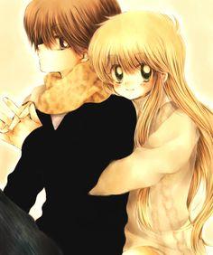 Kanata et Miyu