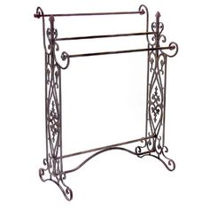 Woodland Imports Wonderful Towel blanket Rack
