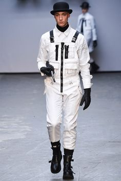 Visions of the Future: [KTZ]: overalls
