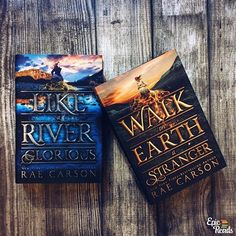 Happy book birthday to Rae Carson and #LikeARiverGlorious! If you're in the mood for an amazing Western story, pick up #WalkOnEarthAStranger and then follow it up with this sequel! It's set in 1849 during the California gold rush about a girl named Leah Westfall who has the power to sense gold!  -------------------------- #epicreads #bookhaul #newreleases #newbooks #igreads #historicalfiction #western #raecarson #goldseertrilogy #yalit #bookstagram #books #bibliophile #booksta...