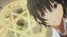 Mahou Sensou Episode 1 Mahou Sensou, Magical Warfare, Anime Reviews, Light Novel, Otaku, Animation, Manga, Illustration, Art