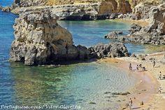Praia de Arrifes - Portugal by Portuguese_eyes, via Flickr