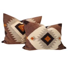 Large Navajo Weaving Bolster PillowsYou can find Weaving and more on our website. Southwestern Decorating, Southwest Decor, Southwest Style, Navajo Weaving, Navajo Rugs, Hand Weaving, Native American Decor, Native American Baskets, Bolster Pillow