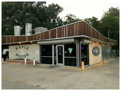 maple & motor. Dallas TX - drive by it all of the time. need to stop & give it a try sometime