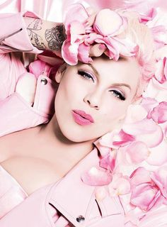 P!NK... BEST COVERGIRL