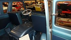 1961 Ford Econoline at Yellow Rose Classic Car Show   Flickr - Photo Sharing!