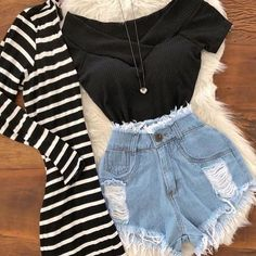teen clothes for school,teen fashion outfits,cheap boho clothes Crop Top Outfits, Edgy Outfits, Mode Outfits, Swag Outfits, Retro Outfits, Girls Fashion Clothes, Teen Fashion Outfits, Edgy Teen Fashion, Preteen Fashion