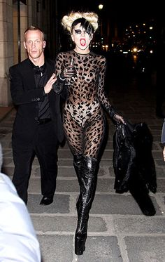 Lady Gaga's 100 Most Outrageous Outfits | Billboard
