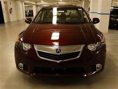 2012 Acura TSX Base - $19,997
