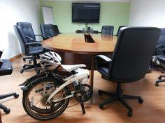 A las reuniones se puede llegar tambien en bici #UnCarroMenosPTY