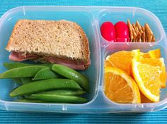 Quick and easy #lunchbox : Ham Sandwich
