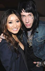 Brenda Song and Trace Cyrus kissing compilation @ http://www.wikilove.com