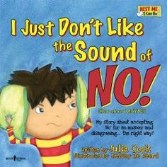 Julia Cook writes books that primary students with social skills difficulties really respond to