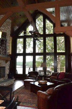 Appalachia Mountain | Mountain house plans, Mountain houses and ...