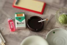 Smokin in the Boys Room by Stuffbymichele, via Flickr