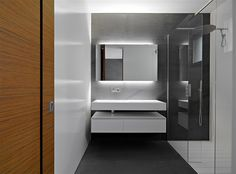 Jacuzzi Dim Xxcm Baño Victor Pinterest Jacuzzi - Almost invisible minimalist kub bathroom sink by victor vasilev