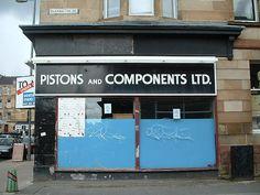 Glasgow landmark