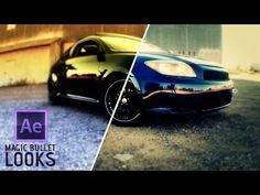 Magic Bullet: Looks | Basic Tips & Tricks | After Effects Tutorial - YouTube
