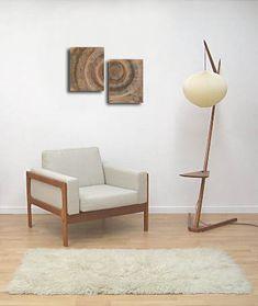 Vortex with Danish Modern Furniture | by sugarpinkrose
