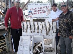 New Orleans Fishing, Louisiana Fishing Charters, Jean Lafitte Fishing Charters