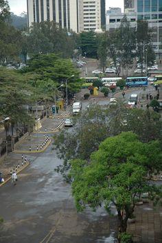Beautiful East African City - Nairobi, Kenya