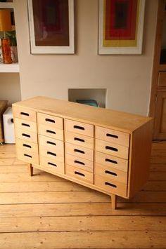 Beautiful 1950s Cabinet, Mid-century Modern     #modern #design #furniture