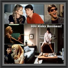 Tom Cruise in Risky Business. Movie Titles, Movie Quotes, Movie Tv, Movie Posters, Tom Cruz, Risky Business Costume, Lights Camera Action, 90s Movies, Back In The Day