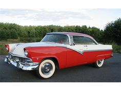 1956 Ford Fairlane Victoria 2DR Hardtop Maintenance/restoration of old/vintage vehicles: the material for new cogs/casters/gears/pads could be cast polyamide which I (Cast polyamide) can produce. My contact: tatjana.alic@windowslive.com