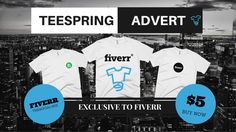 design a teespring ad for facebook instagram twitter by thesocialwiz