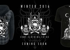 "CRMC X @julianakbar ""Satan's Waitin' "" Checked Raglan Hood & CRMC X @wirosatan ""Aske Til Aske"" Long Tee Part of our Winter 2016 Collection - coming soon at www.crmc-clothing.co.uk #alt #altwear #altfashion #altstyle #alternative #winter2016 #fashionstatement #winter #fashionista #winter #winteriscoming #winterwear #Baphomet #blackmetal #raglan #burningchurch #churchburning #satan #satanswaitin #style #alternativeguy #alternativeboy #alternativegirl #alternativeteen #hoods #dclxvi #sixsixsix"