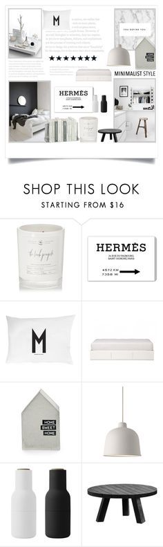 """Minimalist Makeover"" by gerdav ❤ liked on Polyvore featuring interior, interiors, interior design, home, home decor, interior decorating, The Beach People, Oliver Gal Artist Co., Design Letters and Muuto"