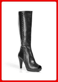 Stiefel von Apart aus feinstem Leder in Schwarz Gr. 39 - Stiefel für frauen (*Partner-Link)