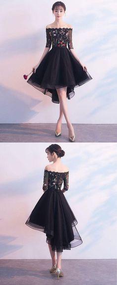 Black tulle lace short prom dress, black evening dress, black homecoming dress Source by short dress Black Prom Dresses, Black Evening Dresses, Lace Dress Black, Trendy Dresses, Homecoming Dresses, Cute Dresses, Beautiful Dresses, Short Dresses, Dress Prom