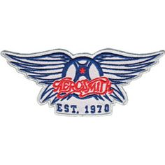 Application Aerosmith EST 1970 Patch