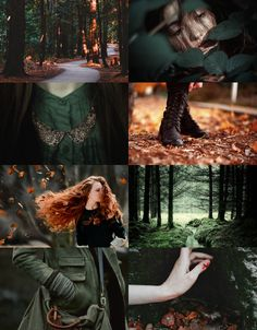 middle earth aesthetics | ladies of mirkwood