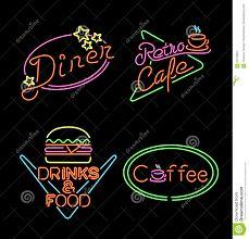 Image result for 50's diner menu template