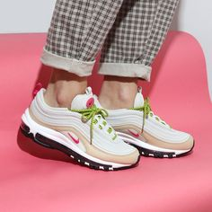 "promo code aed02 b7fb1 Air Max 97 arrives in ""Deadly Pink."" Comment 🌸 if it s a cop and 🌷if it s  a no-go."