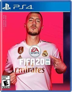 FIFA 20 new footbal simulation game from Electronic Arts has been released for PC, Xbox One and Nintendo Switch. Xbox One Controller, Playstation, Uefa Champions League, Psg, Nintendo Switch, Video Sport, Street Football, Electronic Arts, Fifa 20